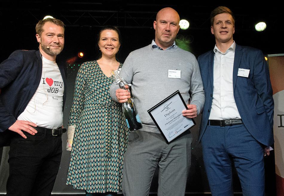 yourCompany vinder Iværksætterprisen